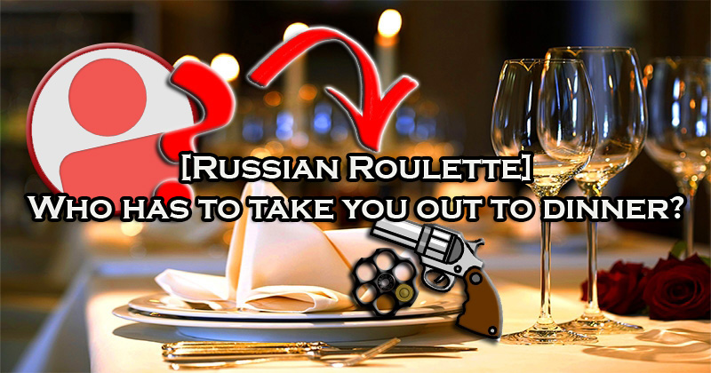 Russian roulette magic cafe