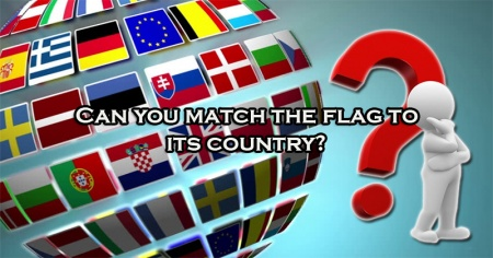 Can you match the flag to its country?
