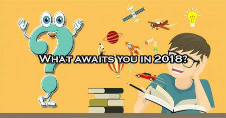 What awaits you in 2018?