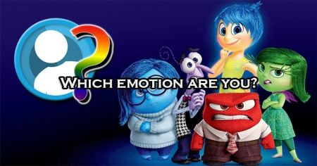 Which emotion are you?