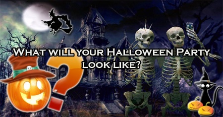 What will your Halloween Party look like?