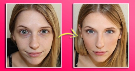 Beautify yourself! Click here to see your instant makeup!