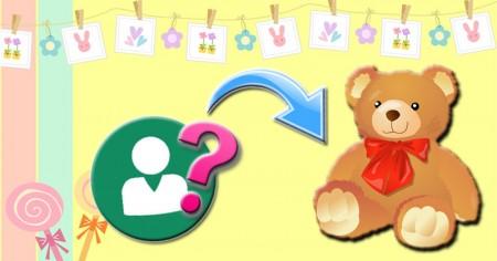 Que amigo é o seu ursinho de pelúcia?