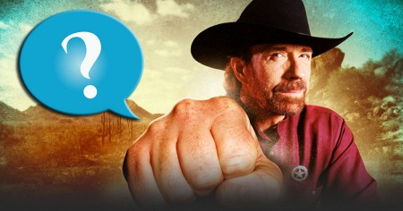 What does Chuck Norris have to say about you?