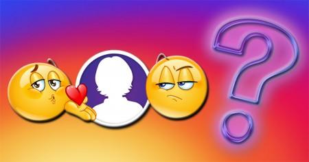 Quantas pessoas te amam ou te odeiam?