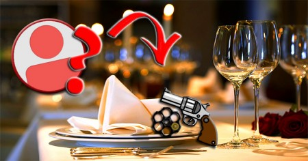 [Russian Roulette] Who has to take you out to dinner?