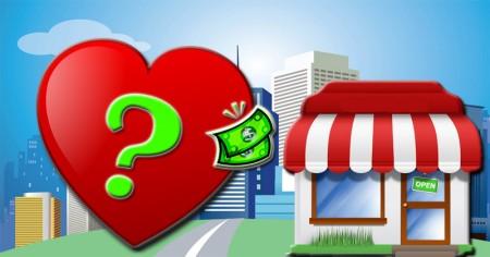 ¡Pon a la venta tu corazón en Internet!