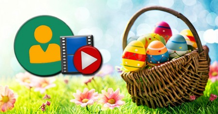 A lovely Easter video showcasing all your memories!
