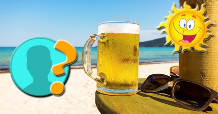 Find out how much beer you will drink this summer!