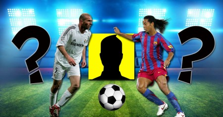 Which legendary soccer player are you the most like?