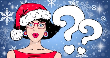 Will you find love this Christmas?