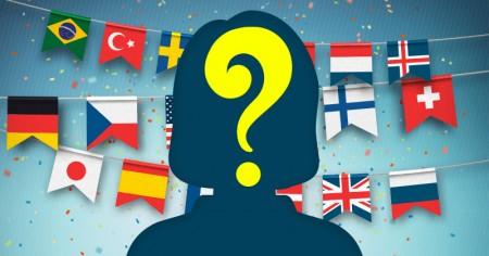 Melyik országból származik az arcod?