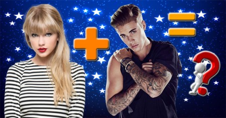 The combination of which celebrities are you?
