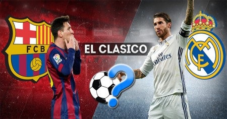 Who will win the El Clásico?