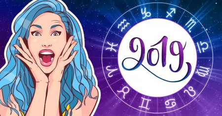 What does your horoscope for 2019 say?