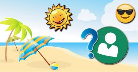 Você precisa de férias?