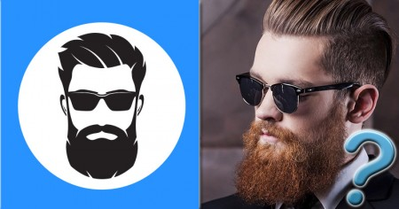 How would you look with a beard?
